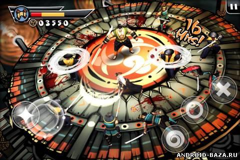 Скриншот Samurai II 2: Vengeance — Месть Самурая на планшет