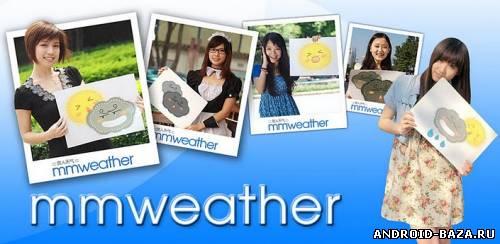 MMWeather — Виджет погоды