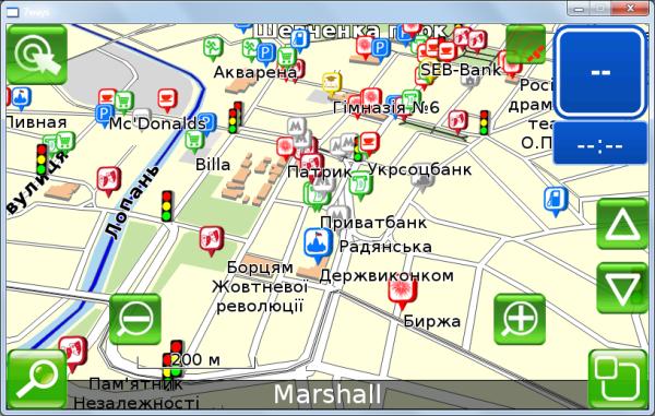 Картинка Карты России — NaviKey на телефон