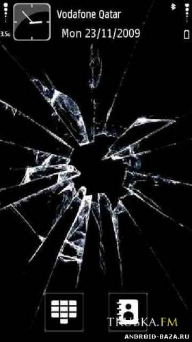 """Приколы Broken Screen 2.0— """"Разбитое Стекло"""" Прикол"""