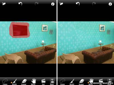 TouchRetouch 1.3.1 — Ретуширование на телефон