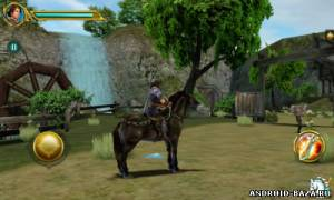 Sacred Odyssey: Rise of Ayden HD — РПГ Игра на планшет