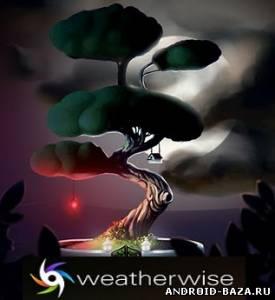 Weatherwise — Виджет Погоды на телефон