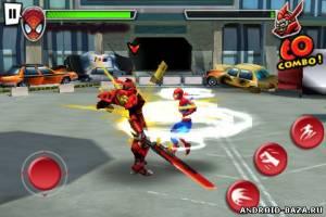 Spider-Man: Total Mayhem на планшет