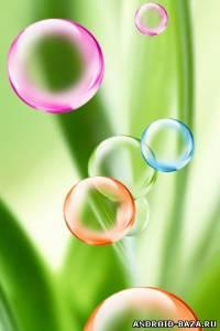 iBubbles — Мыльные Пузыри на телефон