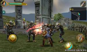 Sacred Odyssey: Rise of Ayden HD — РПГ Игра на телефон