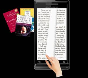 Laputa Book Reader на телефон