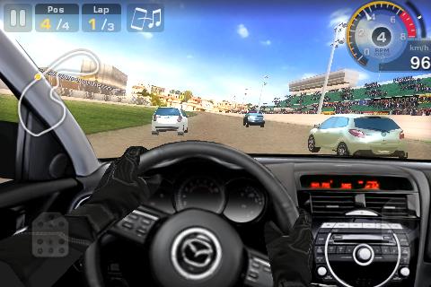 GT Racing Motor Academy — Гонки на планшет