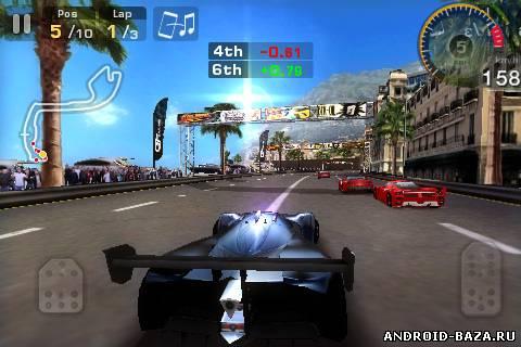 GT Racing Motor Academy — Гонки на телефон