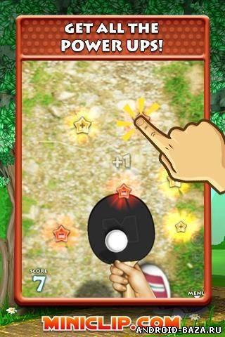 Скриншот Ping Pong — Пинг Понг на планшет