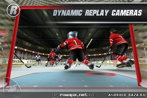 Hockey Nations 2011 HD — Хоккей icon 2