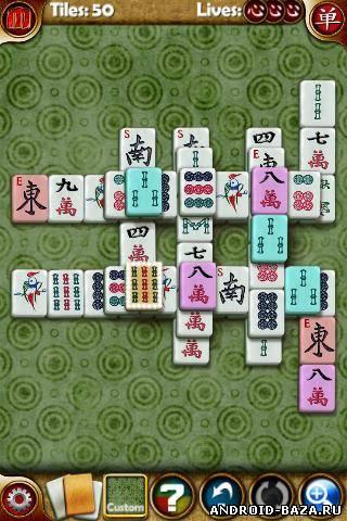 Random Mahjong v1.0.7 — Маджонг на планшет