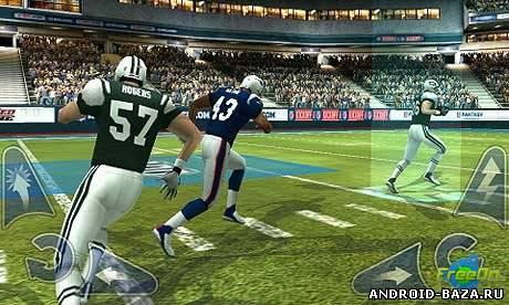 NFL Rivals — Регби андроид