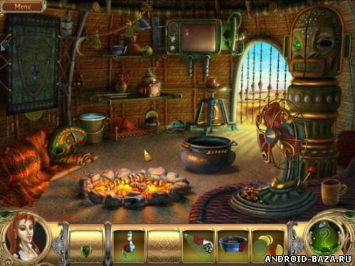 Скриншот Snark Buster — Охотники за Снарком на планшет