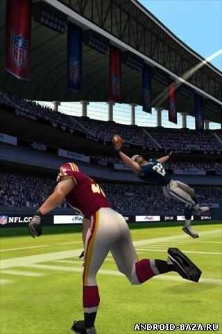 NFL Rivals — Регби. Скриншот 3