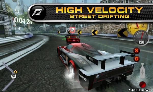 Need For Speed Shift — Гонки на планшет