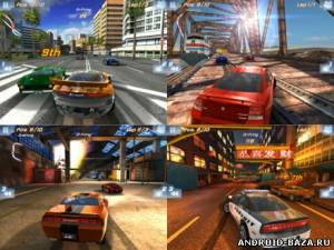 Fast Five: Official Game HD Apk