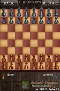 Chess Live — Игра Шахматы для Android