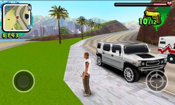 Gangstar: West Coast Hustle HD — Клон GTA. Скриншот 3