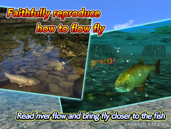 Fly Fishing 3D 2 — Рыбалка