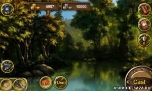Gone Fishing — Рыбалка на планшет