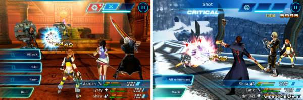 Миниатюра Eternal Legacy HD — RPG Игра Android