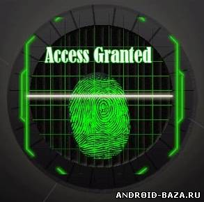 Приколы Finger Print Security Scanner — Прикол