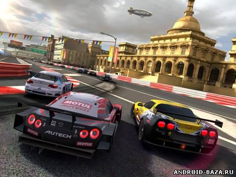 Картинка Real Racing II HD Full на телефон