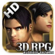 Приложение Earth And Legend HD — 3D RPG андроид