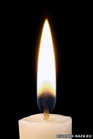 Приложение Candle Free  — Свеча андроид