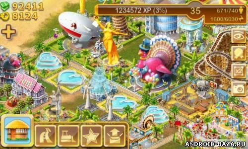 Paradise Island Android Этапы Строительства …