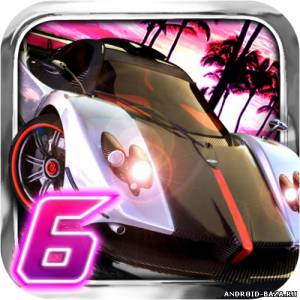 Гонки Asphalt 6 Adrenaline HD