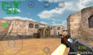Counter Strike — Контра Android
