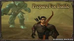 Изображение Earth And Legend HD — 3D RPG на телефон
