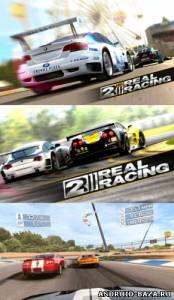 Миниатюра Real Racing II HD Full Android