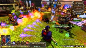 Изображение Dungeon Defenders — Бесплатная Онлайн RPG Игра на телефон