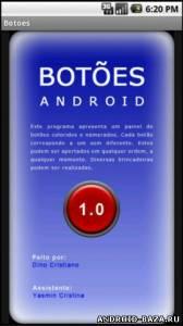 Изображение Botoes 1.2 — Прикольные Звуки на телефон