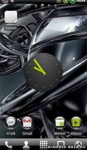 Theme Black Pearl. Скриншот 3
