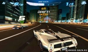 Asphalt 6 Adrenaline HD на планшет