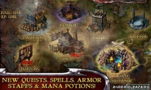 Eternity Warriors 2 — Новая RPG Игра на планшет