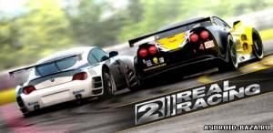 Картинка Real Racing II HD Full Андроид