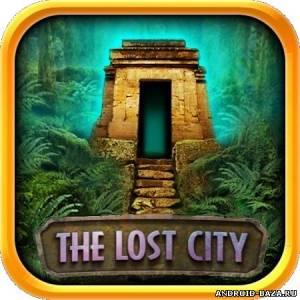 The Lost City - Потерянный Город. Скриншот 1
