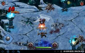 Eternity Warriors 2 — Новая RPG Игра на телефон