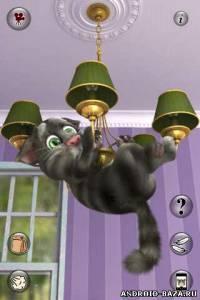 Talking Tom Cat 2 FULL — Говорящий Кот 2 на планшет