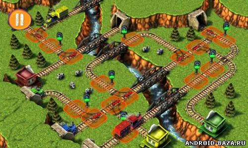 Скриншот Train Сrisis HD на планшет