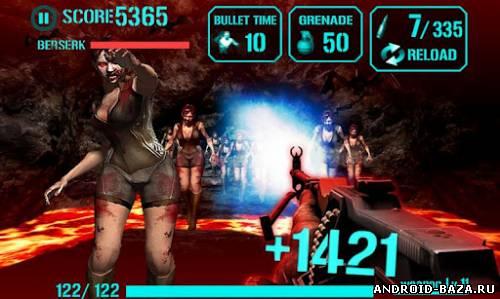 Картинка iGun Zombie - Reloaded на телефон