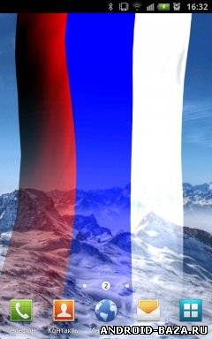 Скачать Flags Live Wallpapers v1.14.apk — Флаги Стран на android
