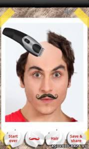 Make me bald — Сделай себя лысым на телефон