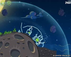Angry Birds Space Full — Злые Птицы в Космосе на планшет