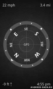 SpeedView Pro  — Спидометр на планшет